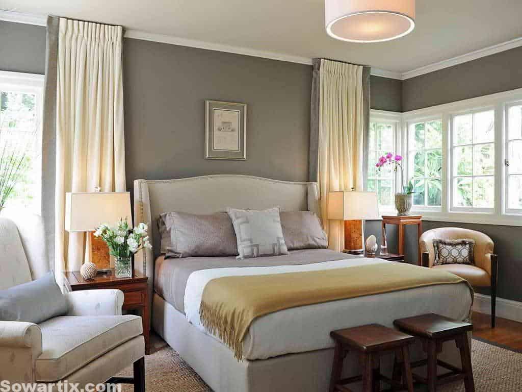 صور ديكورات غرف نوم جميله