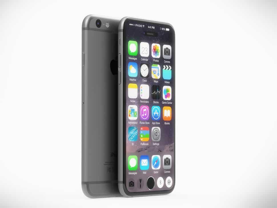 صور ومواصفات موبايل أبل أيفون 7 Apple iPhone
