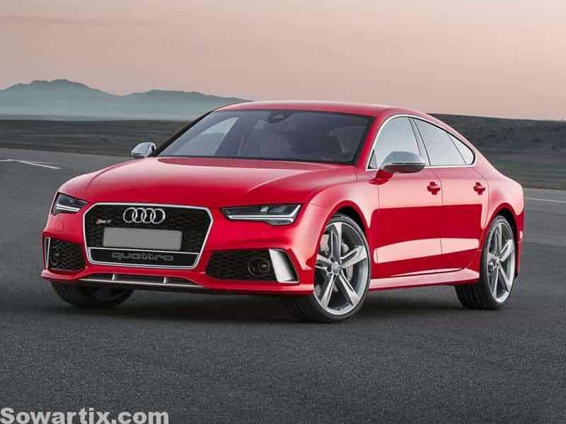 صور سيارات أودى Audi RS 7 2017