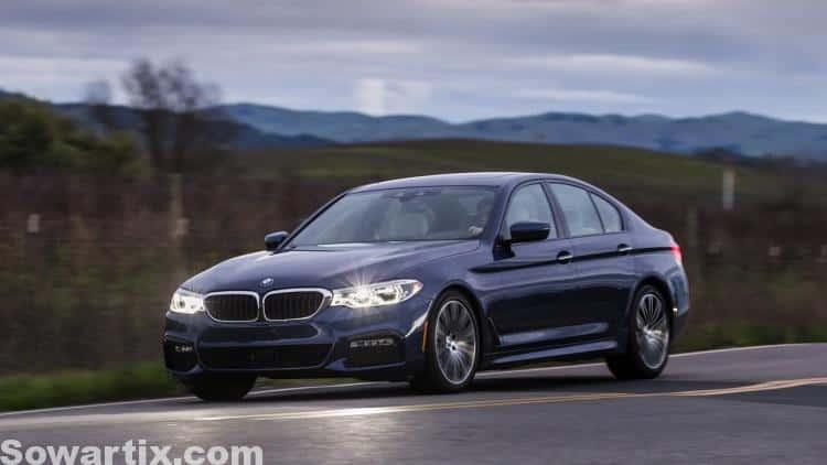 صور سيارات بي أم دبليو BMW 5 Series 2017