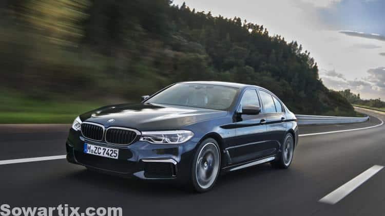 صور سيارات بي أم دبليو BMW M550i xDrive