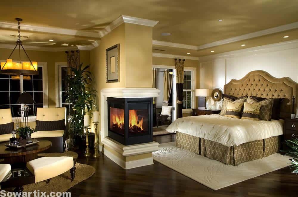 صور ديكورات غرف نوم جديدة