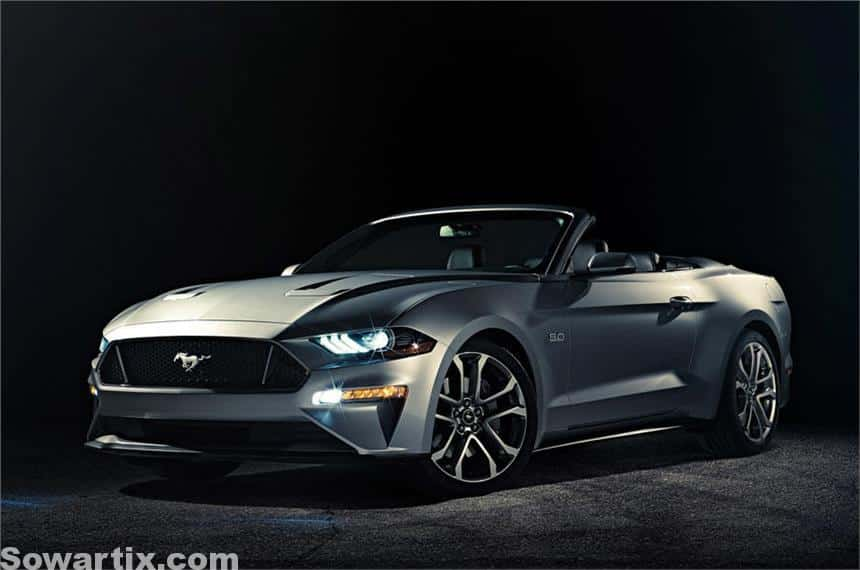 صور سيارات فورد Ford Mustang 2018