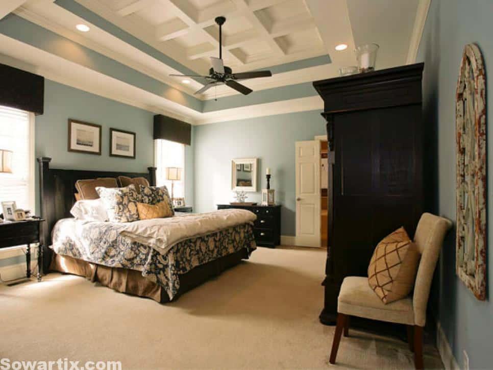صور للفيس بوك ديكورات غرف نوم