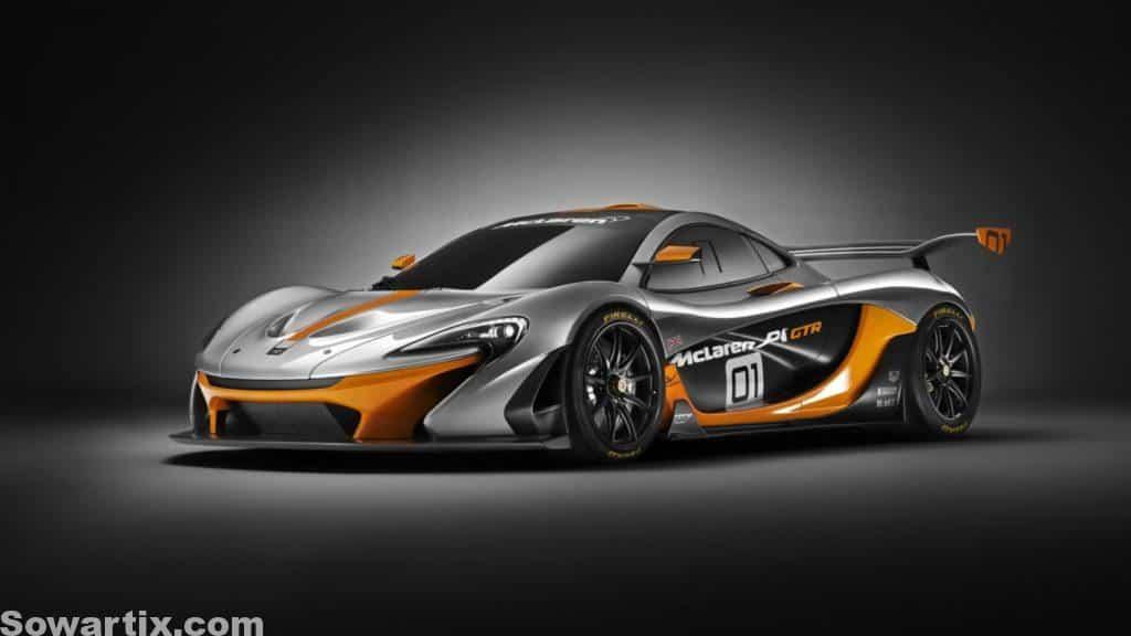 صور سيارات ماكلارين McLaren P1 GTR
