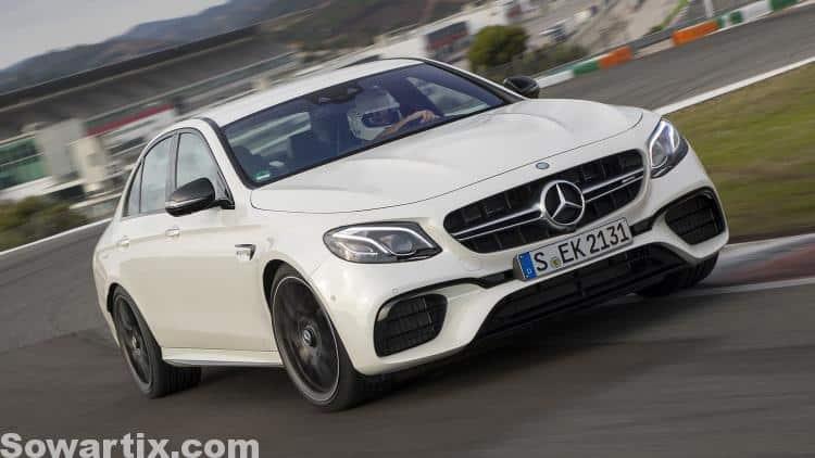 صور سيارات مرسيدس بنز Mercedes-AMG E63 S