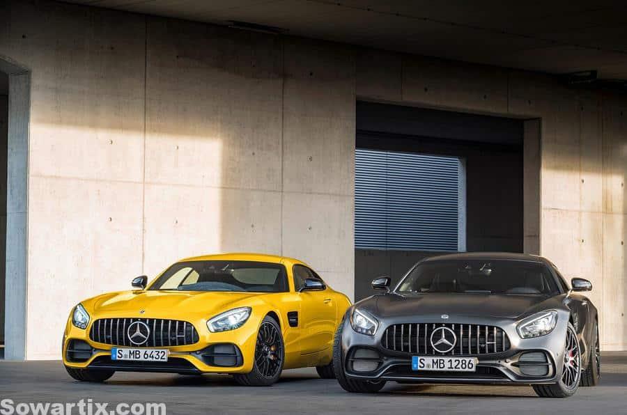 صور سيارات مرسيدس بنز Mercedes