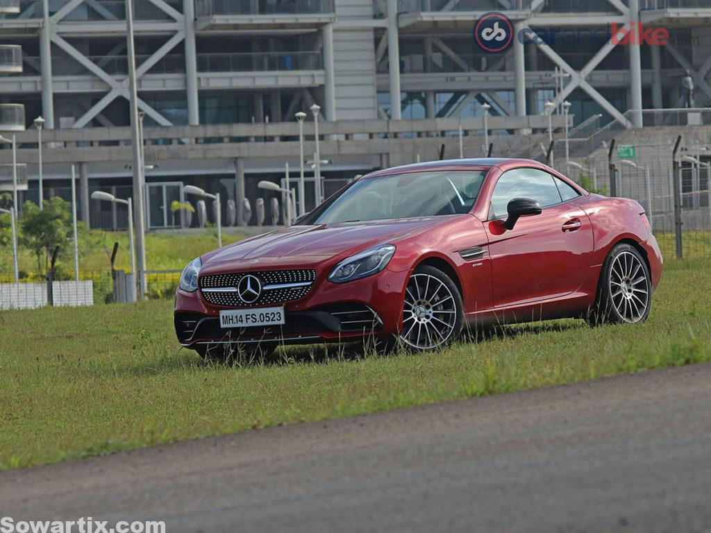 صور سيارات مرسيدس بنز Mercedes-AMG SLC 43