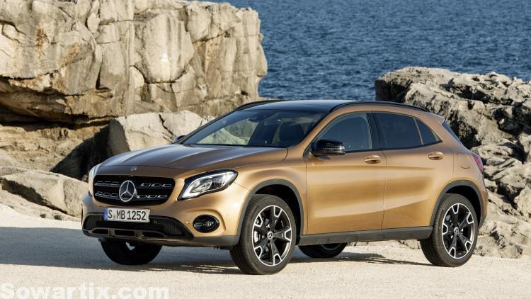 صور سيارات مرسيدس بنز Mercedes Benz GLA250 2018