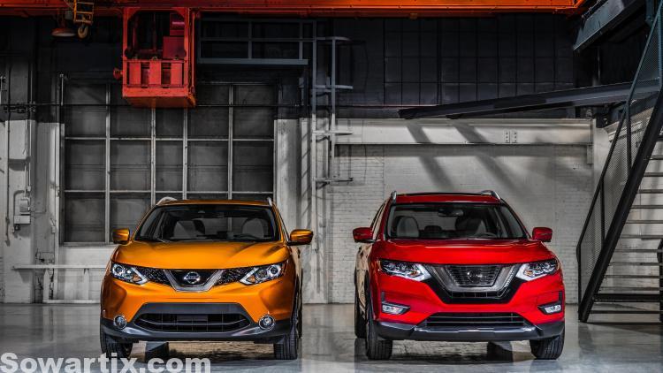 صور سيارات نيسان Nissan Rogue Sport 2017