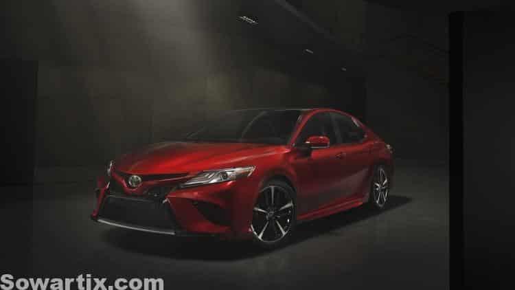 صور سيارات تويوتا Toyota Camry