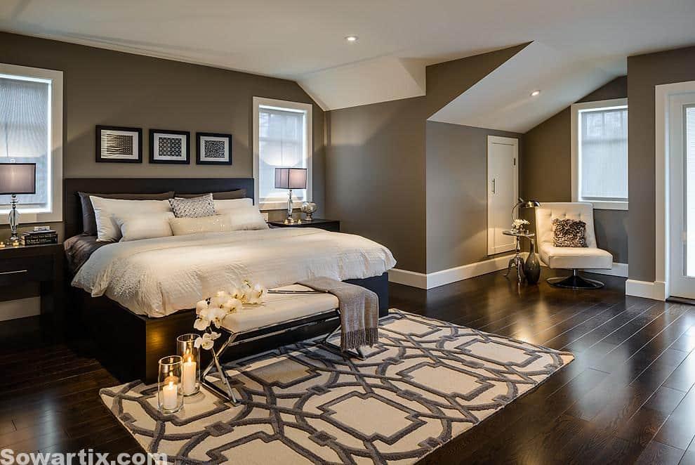 صور جميلة ديكورات غرف نوم 2017