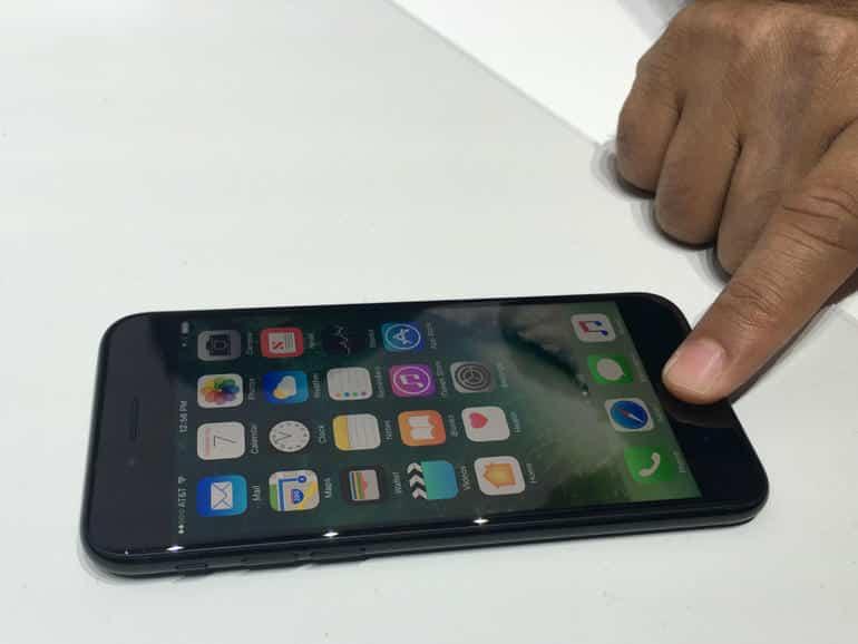 صور زر الصفحة الرئيسية فى موبايل ايفون 7 Home Button