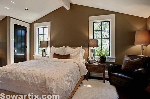 صور ديكورات غرف نوم جميلة 2017
