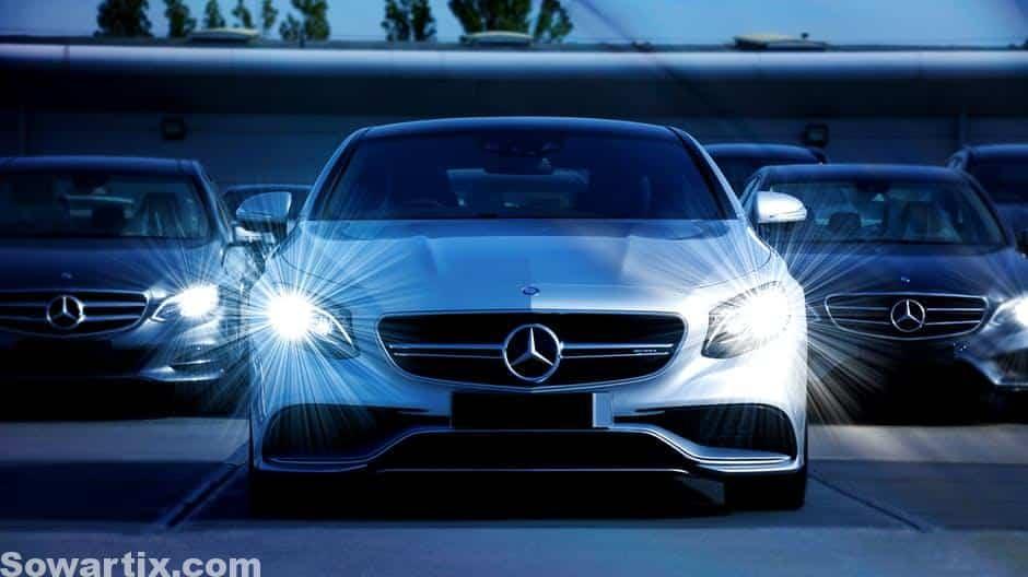 صور سيارات مرسيدس بنز 2017