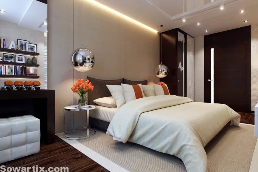 صور ديكورات غرف نوم جميلة جدا 2017
