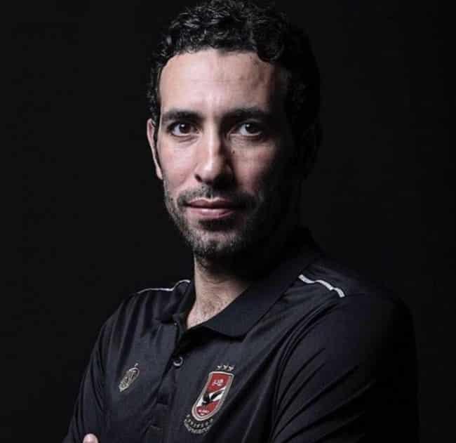 صور اللاعب محمد أبو تريكة Pictures of Mohamed Aboutrika