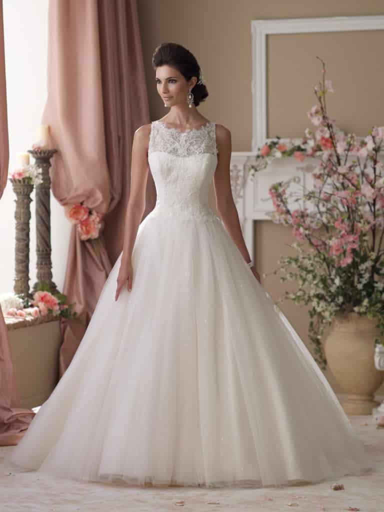 صور منوعة لفساتين زفاف