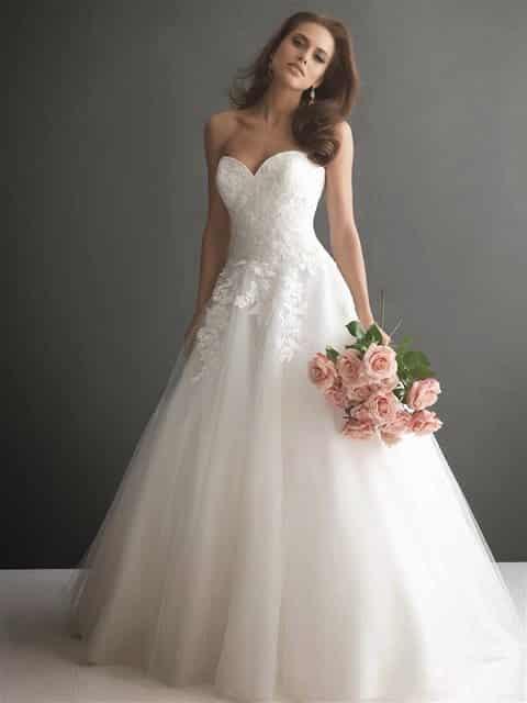 صور تجنن لفساتين زفاف