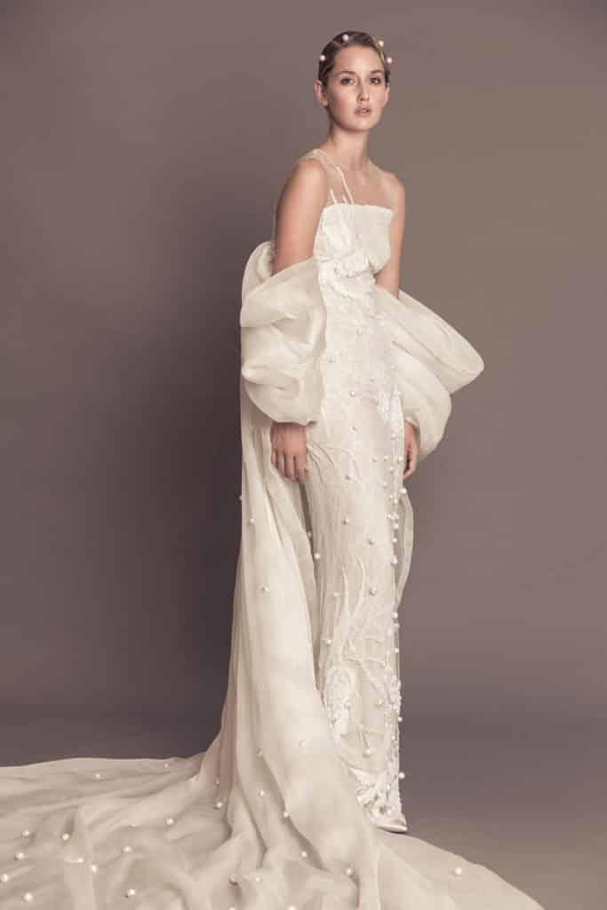 صور فساتين زفاف 2017 جديدة