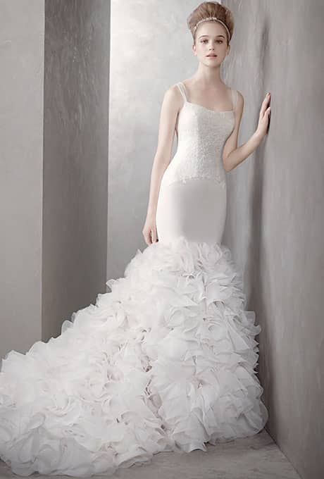 صور فساتين زفاف 2017 روعة