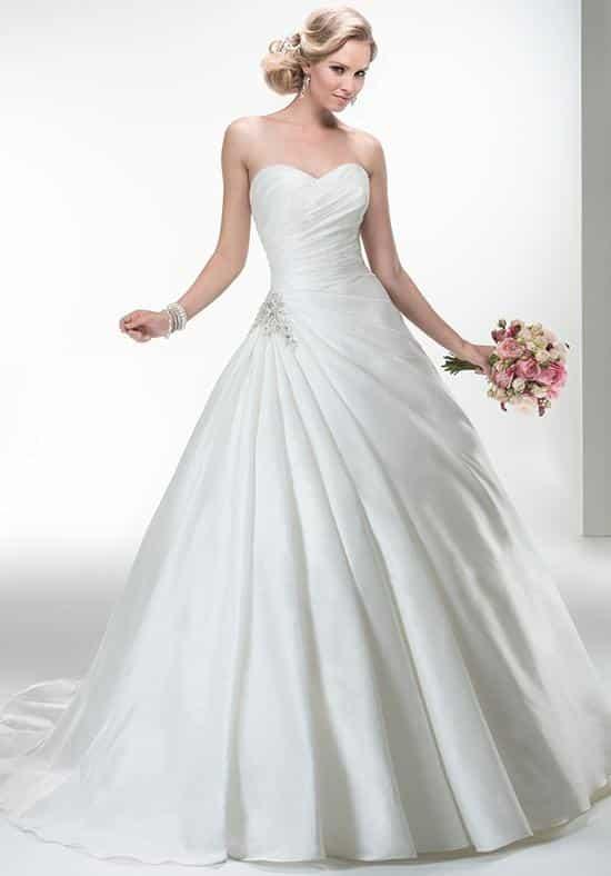 صور رائعة لفساتين زفاف