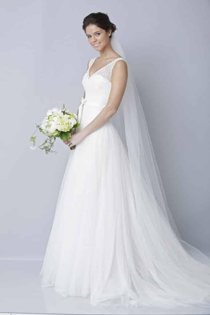 صور فساتين زفاف 2017 حلوين