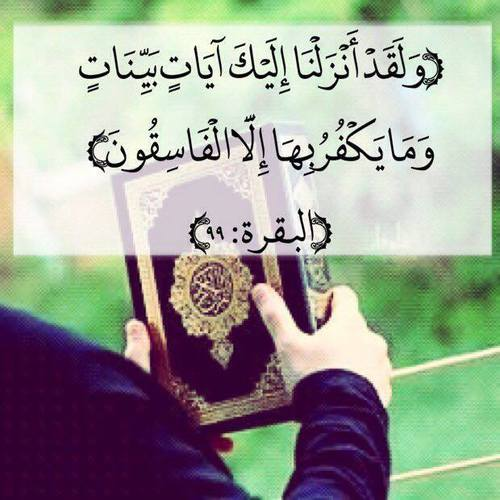 صور روعة اسلامية مكتوب فيها ايات قرآنية