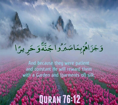 صور مكتوب فيها آيات من القرآن انستقرام