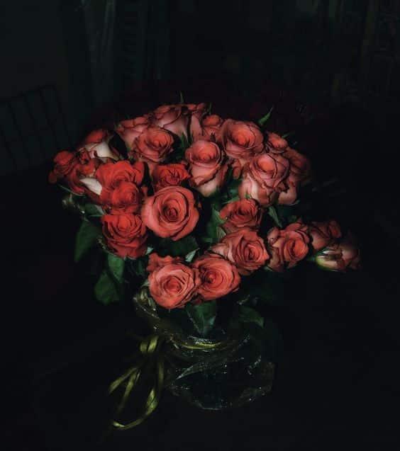 صور ورود الحب للأنستجرام