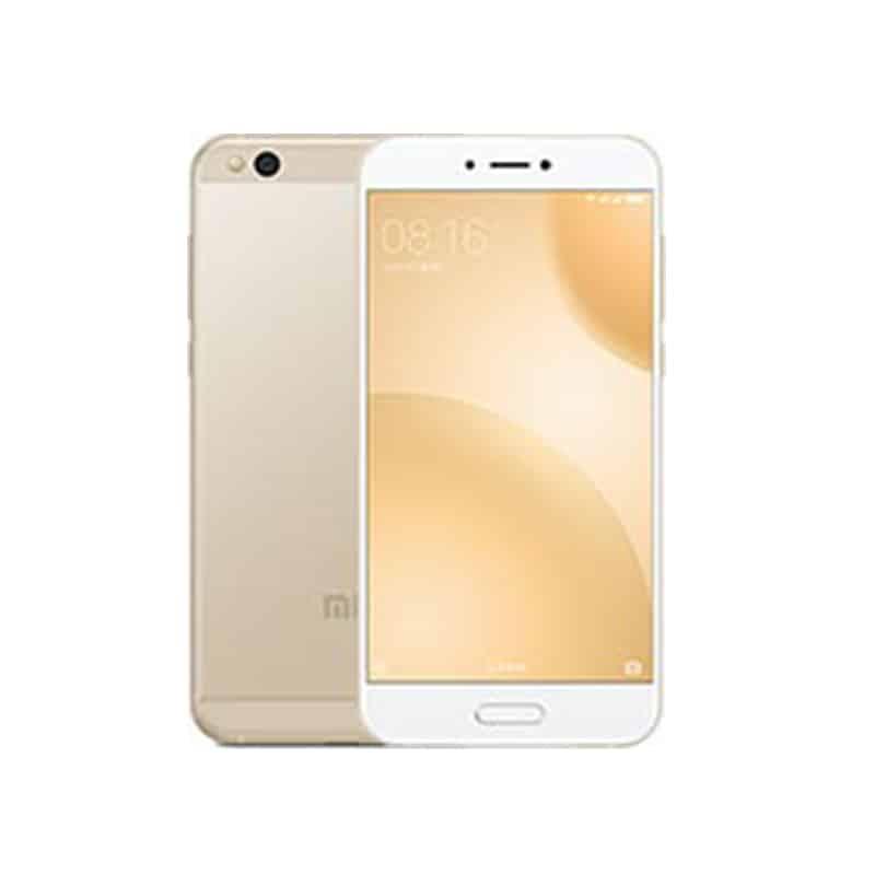 شاومي مي سكس سي الذهبي Xiaomi Mi 6c Gold