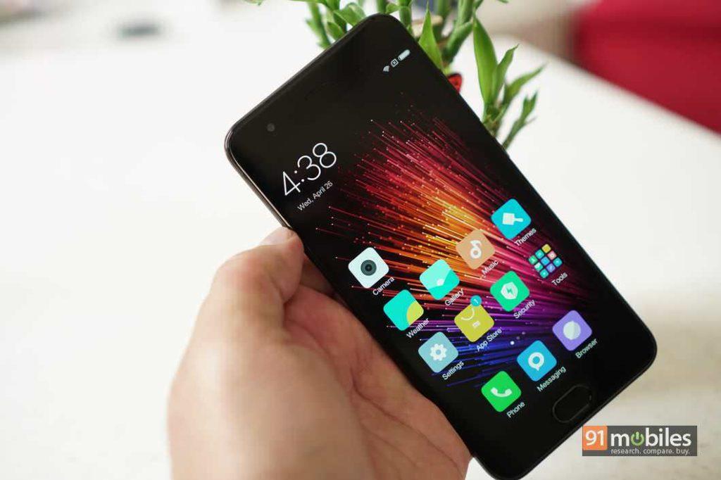صور موبايل شاومي مي سكس سي Xiaomi Mi 6c photos