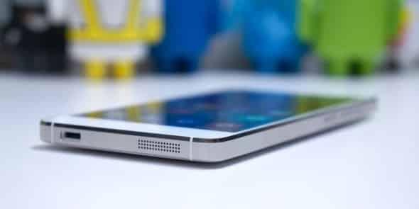 مخرج صوت شاومي مي سكس سي Xiaomi Mi 6c sound