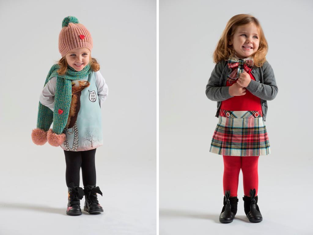 صور أحذية أطفال على الموضة لفصل الشتاء رائعة
