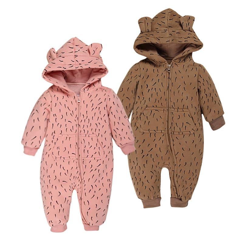صور أفضل تصميمات ملابس فصل الخريف للاطفال الرضع حلوة