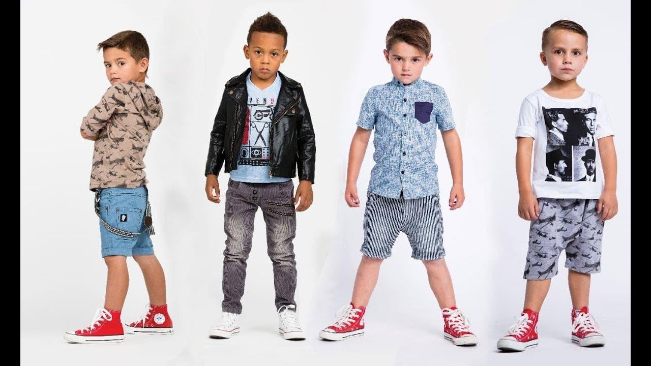 صور أحدث أزياء عيد الفطر للاولاد روعة